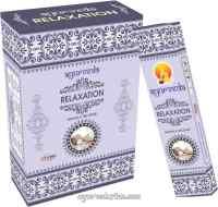 Благовония пильцовые, натуральные, Ayurvedic Relax (15gm)