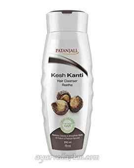Травяной Шампунь Кеш Канти Ритха 200мл Shampoo Kesh Kanti Reetha Patanjali