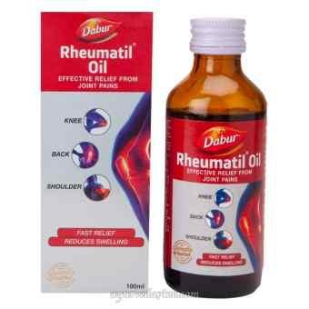 Ревматил масло 50 мл -Rheumatil oil Dabur