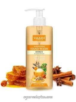 Жидкое мыло Мед и Сандал 250 мл, Ваади (Vaadi sandal-honey Hand Wash 250 ml)