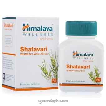 Шатавари 60 кап - Shatavari Himalaya