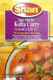 SPICE MIX FOR KOFTA CURRY Shan