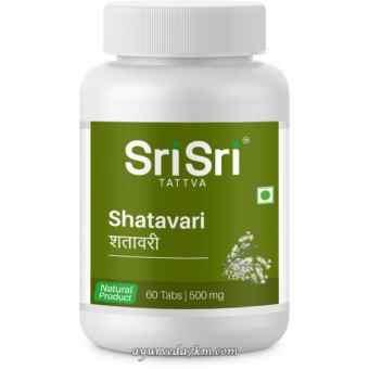 Шатавари Шри Шри Таттава -Shatavari Sri Sri Tattava 60 таб