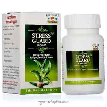 Стресс Гард Бадьянатх 60 капс (Stress Guard Baidyanath Good Care)