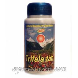 Трифала 200 таб Шри Ганга Trifala 200 tab Shri Ganga
