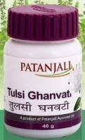 Тулси гхан вати Патанджали Tulsi Ghanvati tab Patanjali 80 таб