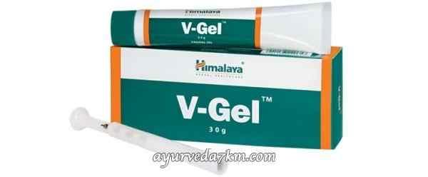 Ви-гель (V-Gel), 30 гр Himalaya (срок до 04-2020)