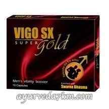 Виго сх голд Сахул 10 капсул Vigo Sx Gold Sahul ((просрочен ))